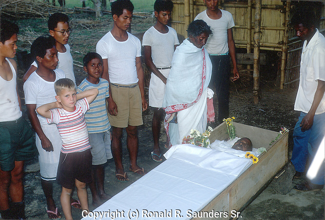 FUNERAL IN ASIA