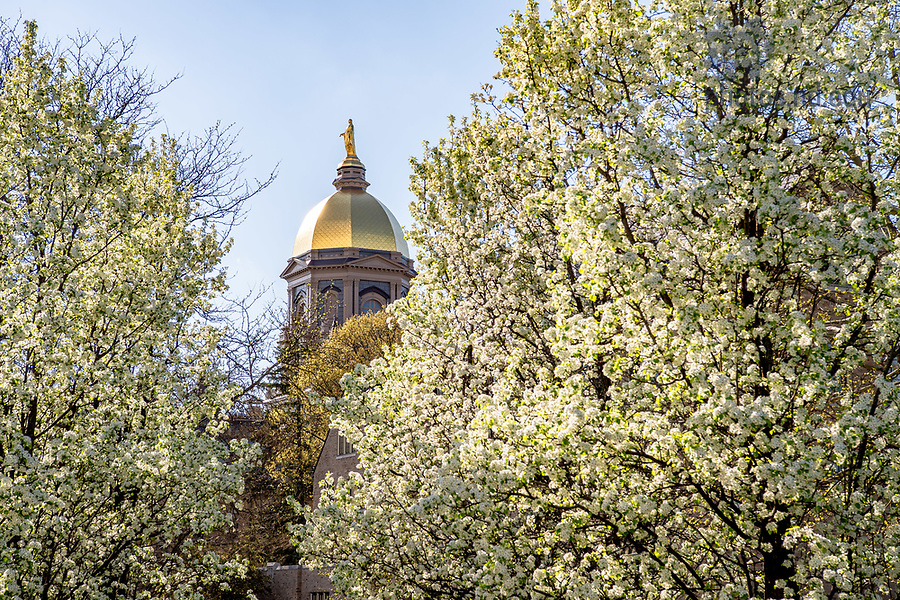 May 4, 2018; spring 2018 (Photo by Matt Cashore/University of Notre Dame)