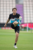 BJ Watling, New Zealand, during a training session ahead of the ICC World Test Championship Final at the Hampshire Bowl on 17th June 2021