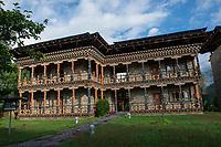 Zhiwa Ling Hotel. Bhutan: Archive