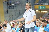 Trainer Christian Gaudin (HSV) - Tag des Handball, Rhein-Neckar Löwen vs. Hamburger SV, Commerzbank Arena