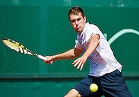 15-07-12, Netherlands,Tennis, ITS, HealthCity Open, Scheveningen, Final    Jerzy Janowicz