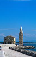 Kirche Madonna dell'Angelo in Caorle,  Venetien-Friaul, Italien