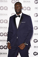 Stormzy<br /> arriving for the GQ's Men of the Year Awards 2017 at the Tate Modern, London<br /> <br /> <br /> ©Ash Knotek  D3304  05/09/2017