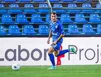 Como 17-09-2021<br /> Stadio Giuseppe Sinigaglia <br /> Campionato Serie BKT 2021/22<br /> Como - Frosinone<br /> nella foto:Luca Vignali  Calcio Como                          <br /> foto Antonio Saia -Kines Milano