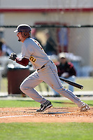 February 21, 2009:  Second baseman Derek McCallum (2) of the University of Minnesota during the Big East-Big Ten Challenge at Jack Russell Stadium in Clearwater, FL.  Photo by:  Mike Janes/Four Seam Images