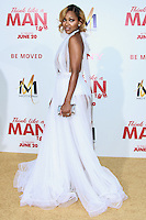 HOLLYWOOD, LOS ANGELES, CA, USA - JUNE 09: Meagan Good at the Los Angeles Premiere Of Screen Gems' 'Think Like A Man Too' held at the TCL Chinese Theatre on June 9, 2014 in Hollywood, Los Angeles, California, United States. (Photo by David Acosta/Celebrity Monitor)