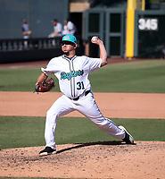 Miguel Aguilar - Salt River Rafters - 2019 Arizona Fall League (Bill Mitchell)