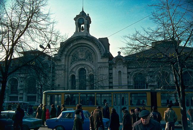 Central Halls, Sofia Center
