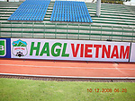 Branding and Pre-match activities prior to the AFF Suzuki Cup 2008 Group B matches at Surakul Stadium on 10 December 2008, in Phuket, Thailand. Photo by Stringer / Lagardere Sports