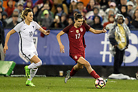 Washington,D.C. - Tuesday, March 07 2017: France defeated the USA 3-0 to win the SheBelieves Cup at RFK Stadium.