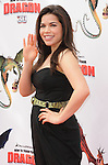 America Ferrera  at the Dreamwork Pictures' Premiere How to Train Your Dragon held at Gibson Universal in Universal City, California on March 21,2010                                                                   Copyright 2010  DVS / RockinExposures