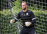 St Johnstone FC Training...<br /> Goalkeeper Alan Mannus<br /> Picture by Graeme Hart.<br /> Copyright Perthshire Picture Agency<br /> Tel: 01738 623350  Mobile: 07990 594431
