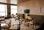 The Chambers at Taj Lands End, Mumbai. Complete with the luxuriously appointed lounge and conference rooms The Chambers also features a rooftop terrace overlooking Mumbai's new Sea Bridge.