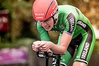 Michael O'Loughlin (IRE)<br /> Men U23 Individual Time Trial<br /> <br /> 2019 Road World Championships Yorkshire (GBR)<br /> <br /> ©kramon