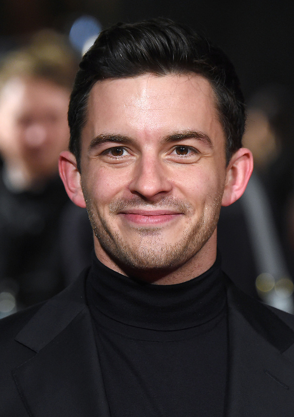 "Jonathan Bailey<br /> arriving for the premiere of ""The Mercy"" at the Curzon Mayfair, London<br /> <br /> <br /> ©Ash Knotek  D3375  06/02/2018"