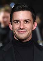 """Jonathan Bailey<br /> arriving for the premiere of """"The Mercy"""" at the Curzon Mayfair, London<br /> <br /> <br /> ©Ash Knotek  D3375  06/02/2018"""