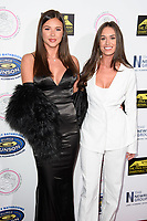 Shelby Tribble and Clelia Theodorou<br /> at the Paul Strank Charitable Trust Annual Gala 2018, London<br /> <br /> ©Ash Knotek  D3435  22/09/2018