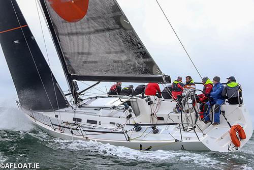 Frank Whelan's new J122, Kaya