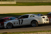#17 BTE Sport Mustang BOSS 302R of Emmanuel Anassis, Antony Massari & Alain Desrochers (GS class)