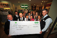 140619 Specsavers Donation To Fred Hollows Foundation