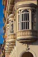 Cuba, Paseo de Marti Nr. 12  in Habana, Unesco-Weltkulturerbe