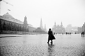 """Moscow, Russia<br /> October 19, 1992<br /> <br /> Red Square.<br /> <br /> In December 1991, food shortages in central Russia had prompted food rationing in the Moscow area for the first time since World War II. Amid steady collapse, Soviet President Gorbachev and his government continued to oppose rapid market reforms like Yavlinsky's """"500 Days"""" program. To break Gorbachev's opposition, Yeltsin decided to disband the USSR in accordance with the Treaty of the Union of 1922 and thereby remove Gorbachev and the Soviet government from power. The step was also enthusiastically supported by the governments of Ukraine and Belarus, which were parties of the Treaty of 1922 along with Russia.<br /> <br /> On December 21, 1991, representatives of all member republics except Georgia signed the Alma-Ata Protocol, in which they confirmed the dissolution of the Union. That same day, all former-Soviet republics agreed to join the CIS, with the exception of the three Baltic States."""