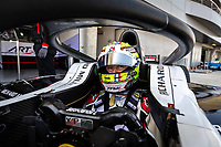 27th March 2021; Sakhir, Bahrain; F2 Grand Prix of Bahrain; Pourchaire ThÈo (fra), ART Grand Prix, Dallara F2 during the 1st round of the 2021 FIA Formula 2 Championship on the Bahrain International Circuit, in Sakhir, Bahrain -