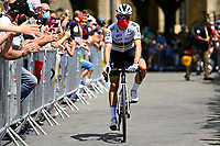 10th July 2021; Carcassonne, France;  ALAPHILIPPE Julian (FRA) of DECEUNINCK - QUICK-STEP during stage 14 of the 108th edition of the 2021 Tour de France cycling race, a stage of 183,7 kms between Carcassonne and Quillan.