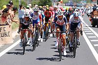 11th July 2021, Ceret, Pyrénées-Orientales, France; Tour de France cycling tour, stage 15, Ceret to  Andorre-La-Vieille;  NIBALI Vincenzo (ITA) of TREK - SEGAFREDO  during stage 15 of the 108th edition of the 2021 Tour de France cycling race, a stage of 191,3 kms between Ceret and Andorre-La-Vieille