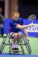 15-12-12, Rotterdam, Tennis Masters 2012, Maikel Scheffers