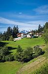 Austria, Tyrol, municipality See in Paznaun Valley: district Sesselebene | Oesterreich, Tirol, Gemeinde See im Paznauntal: Ortsteil Sesselebene