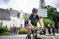 Tiesj Benoot (BEL/DSM) post-race<br /> <br /> Stage 3 from Lorient to Pontivy (183km)<br /> 108th Tour de France 2021 (2.UWT)<br /> <br /> ©kramon