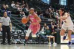 Tulane Women's Basketball vs SMU 2016