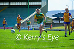 Megan O'Connor, Kerry in the Lidl Ladies National Football League Division 2A Round 2 at Austin Stack Park, Tralee on Sunday.