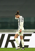 Calcio, Serie A: Juventus FC - S.S.Lazio, Turin, Allianz Stadium, March 6, 2021.<br /> Juventus' Adrien Rabiot celebrates after scoring during the Italian Serie A football match between Juventus and Lazio at the Allianz stadium in Turin, on March 6, 2021.<br /> UPDATE IMAGES PRESS/Isabella Bonotto