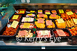 The meat counter at David Powers GALA shop in Abbeydorney,