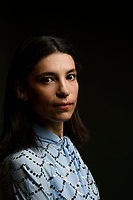 MALAGA, SPAIN - AUGUST 21: Spanish actress Maria Visedo poses during a portrait session on August 21, 2020 in Malaga, Spain. (Photo by Juan Naharro)