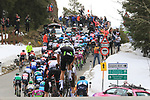 Tour of the Alps UCI Cycling Race. Innsbruck, Austria on April 20, 2021.