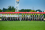 FUCHU,JAPAN-MAY 27: Starting gate in the Tokyo Yushun (Japanese Derby) at Tokyo Racecourse on May 27,2018 in Fuchu,Tokyo,Japan (Photo by Kaz Ishida/Eclipse Sportswire/Getty Images)