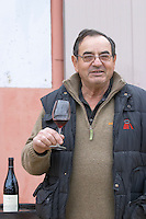 Pierre Giraud owner domaine giraud chateauneuf du pape rhone france