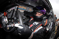 Apr 21, 2006; Phoenix, AZ, USA; Nascar Busch Series driver David Gilliland (84) prior to the Bashas Supermarkets 200 at Phoenix International Raceway. Mandatory Credit: Mark J. Rebilas-US PRESSWIRE Copyright © 2006 Mark J. Rebilas..