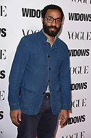 """Chiwetel Ejiofor<br /> arriving for the """"Widows"""" special screening in association with Vogue at the Tate Modern, London<br /> <br /> ©Ash Knotek  D3457  31/10/2018"""