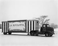 La Roulotte. 1953.