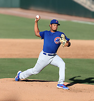 Richard Gallardo - 2019 AZL Cubs (Bill Mitchell)
