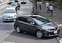 Toyota Prius Alpha Launch