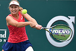 April  5, 2017:  Daria Gavrilova (AUS) defeated Alison Riske (USA) 6-3, 6-1,  at the Volvo Car Open being played at Family Circle Tennis Center in Charleston, South Carolina.  ©Leslie Billman/Tennisclix/Cal Sport Media