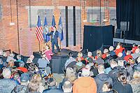 Pete Buttigieg - Town Hall at Rex Theater - Manchester NH - 4 Feb 2020