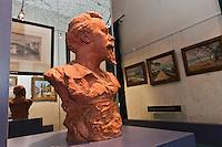 Europe/France/Aquitaine/24/Dordogne/Brantome: Le Musée Fernand-Desmoulins dans les batiments conventuels