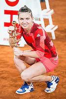 XXX during Mutua Madrid Open Tennis 2016 in Madrid, May 07, 2016. (ALTERPHOTOS/BorjaB.Hojas) /NortePhoto.com